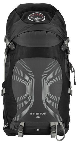Osprey Stratos 26  dagrugzak Heren maat M/L grijs/zwart